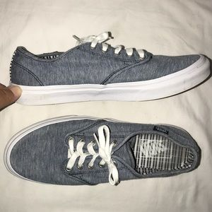 Vans Chambray style
